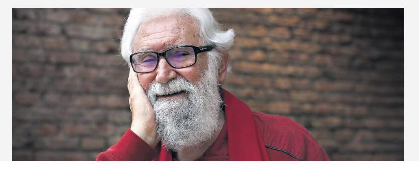 El teólogo brasileño Leonardo Boff, tras la detención de Lula